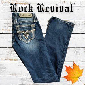 ⤵️ROCK REVIVAL 26 Jeans